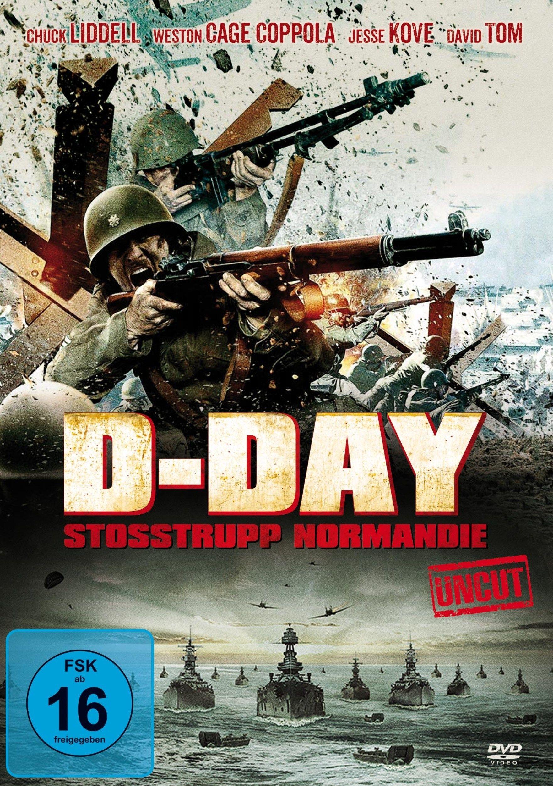D-Day - Stoßtrupp Normandie