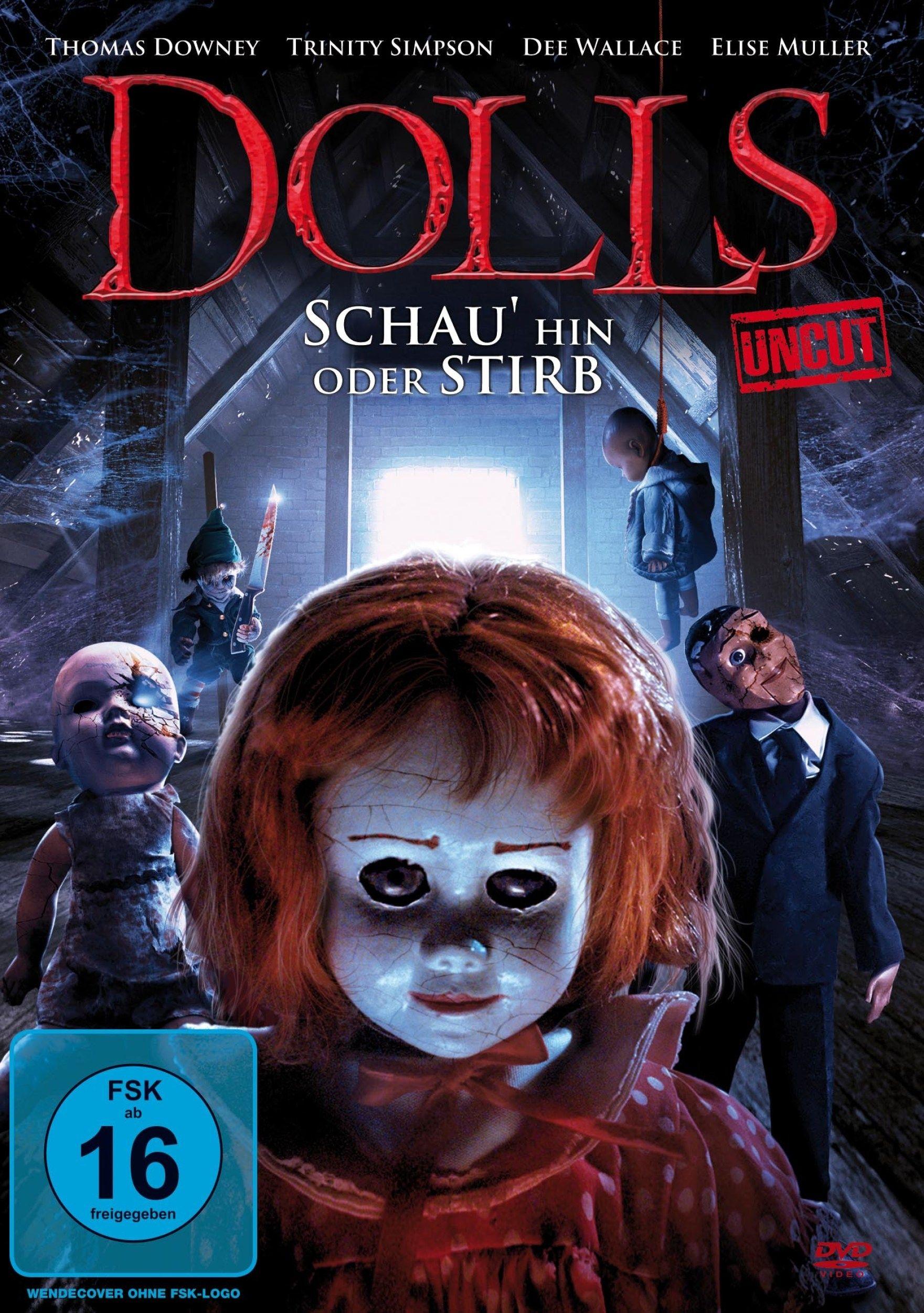 Dolls - Schau hin' oder stirb