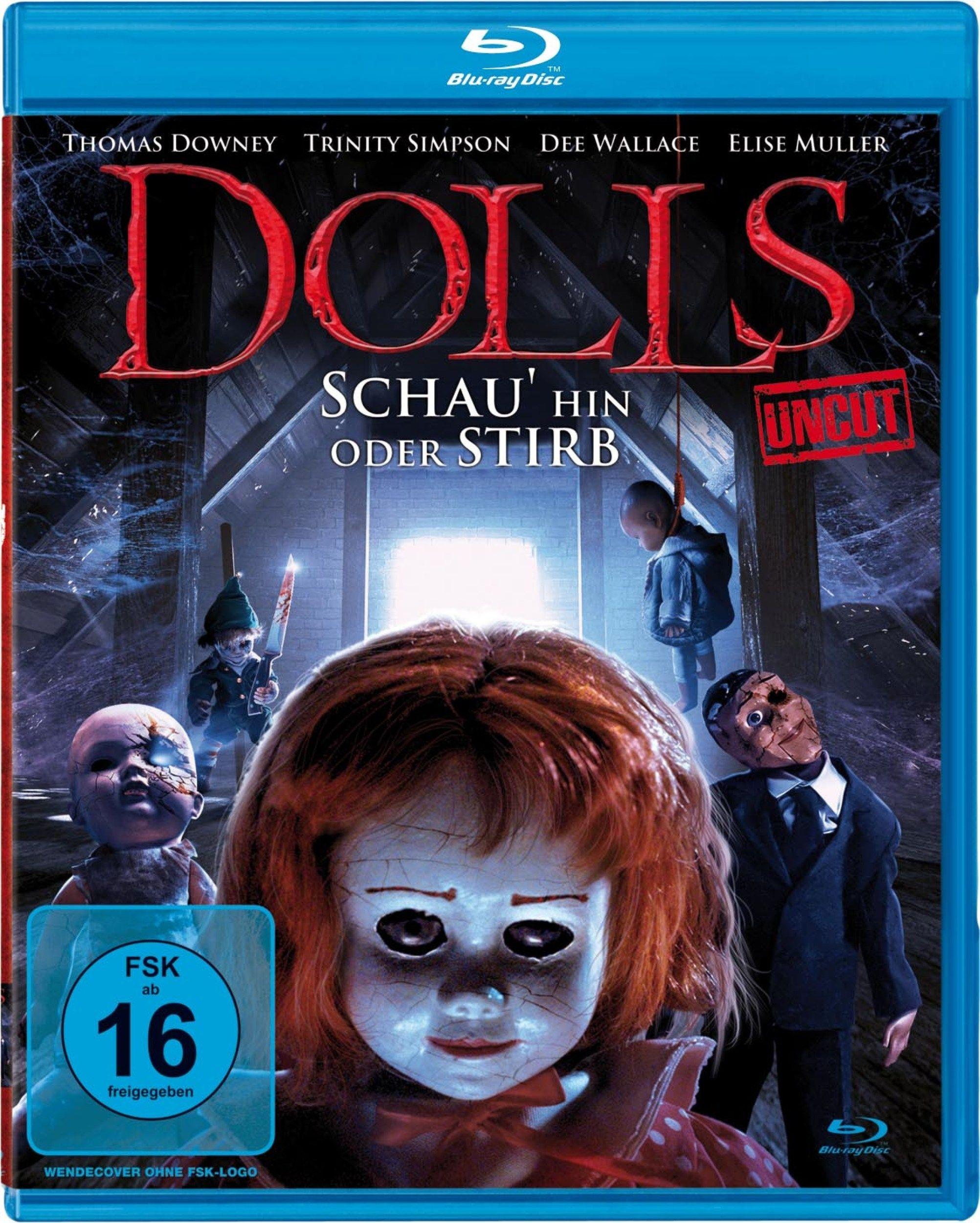 Dolls - Schau hin' oder stirb (BLURAY)