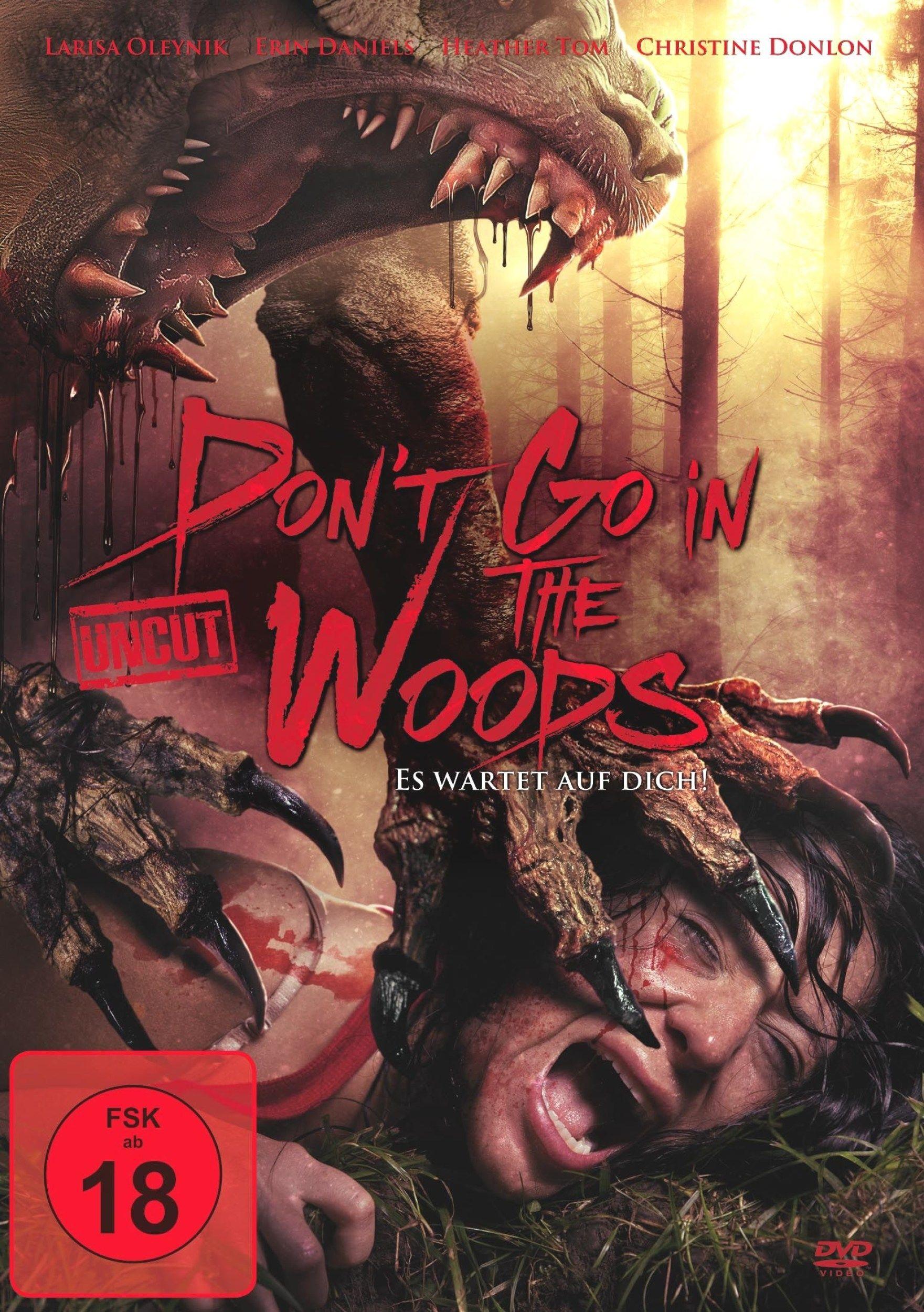 Don't go in the Woods - Es wartet auf dich!