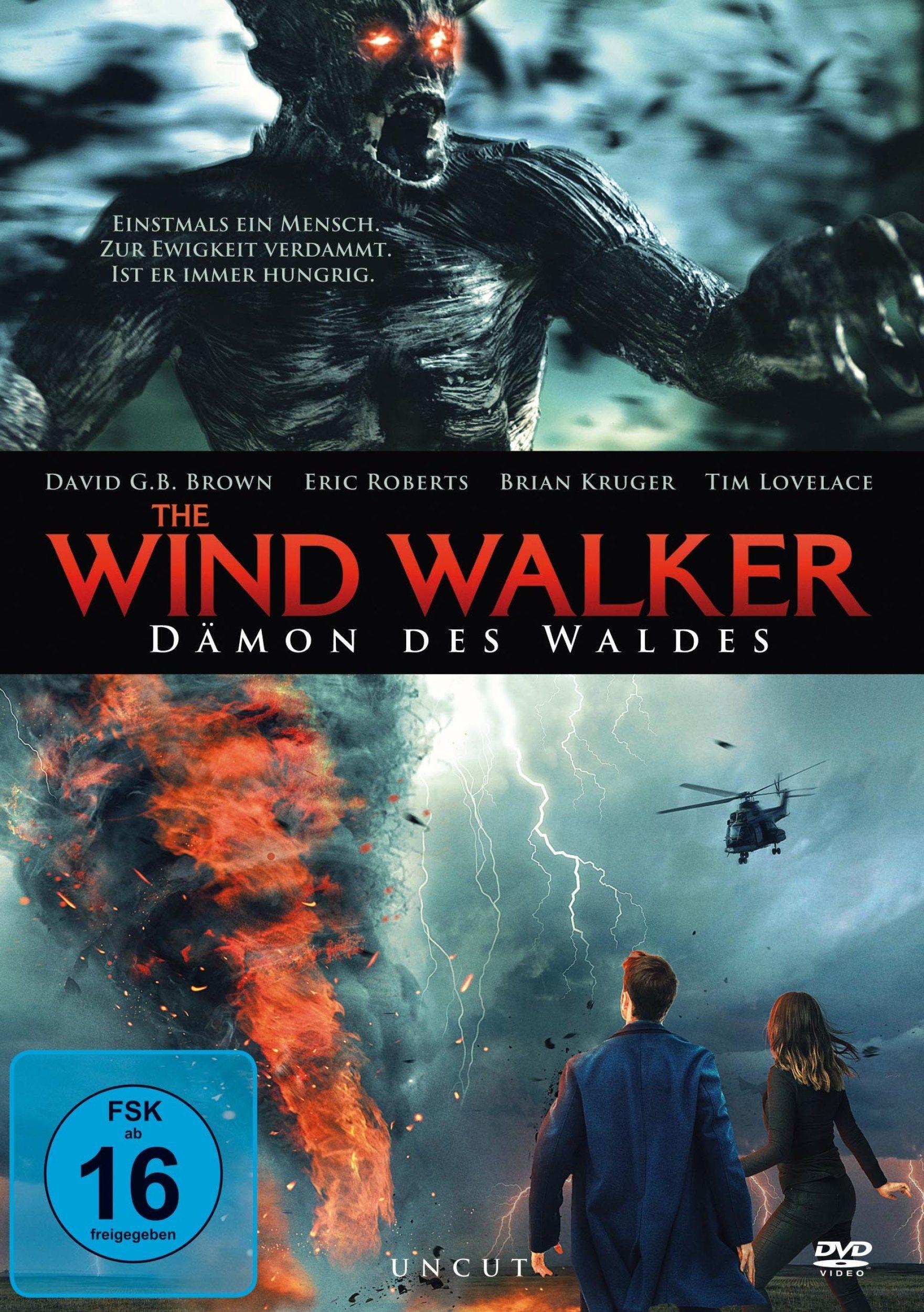 Wind Walker, The - Dämon des Waldes