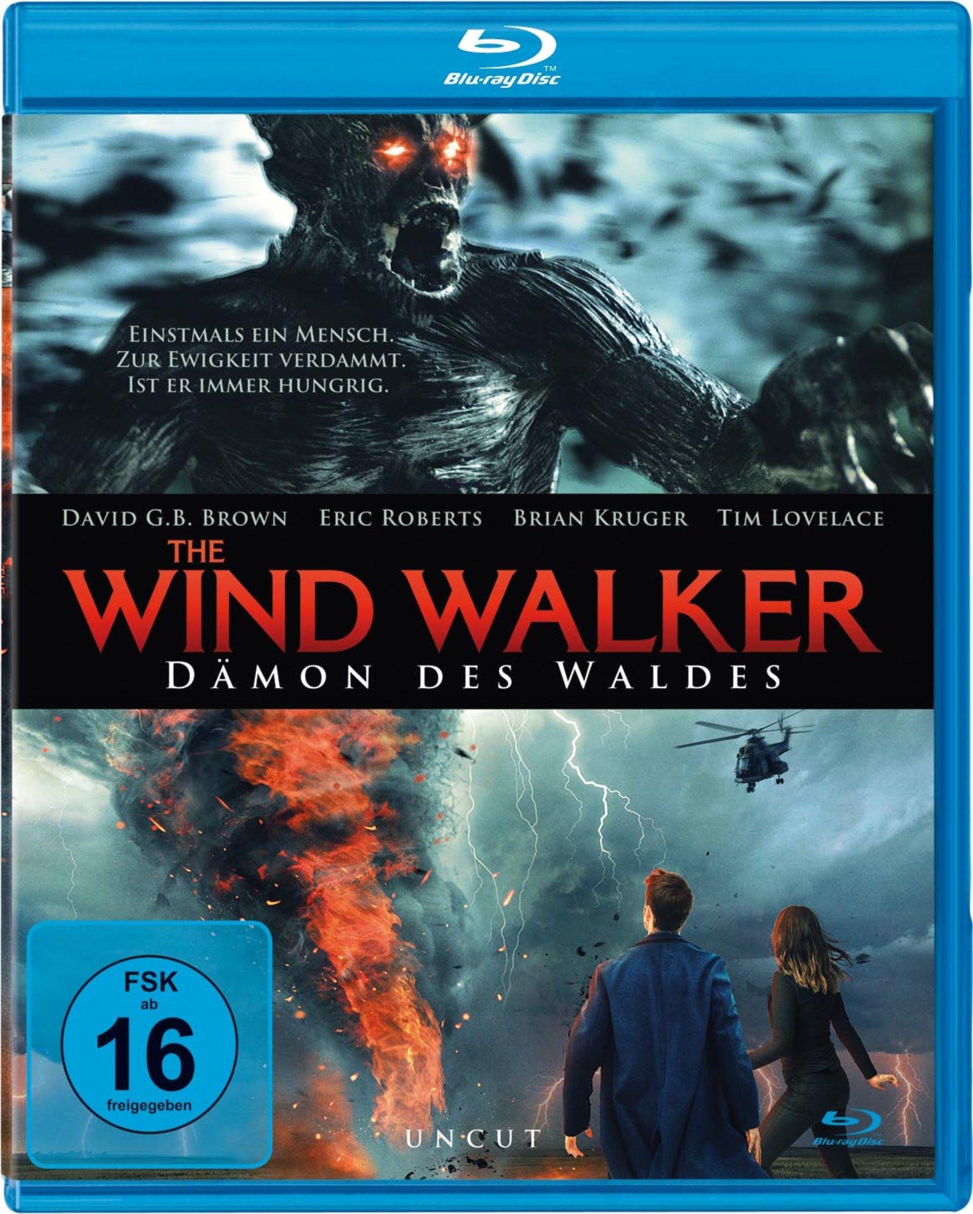Wind Walker, The - Dämon des Waldes (BLURAY)