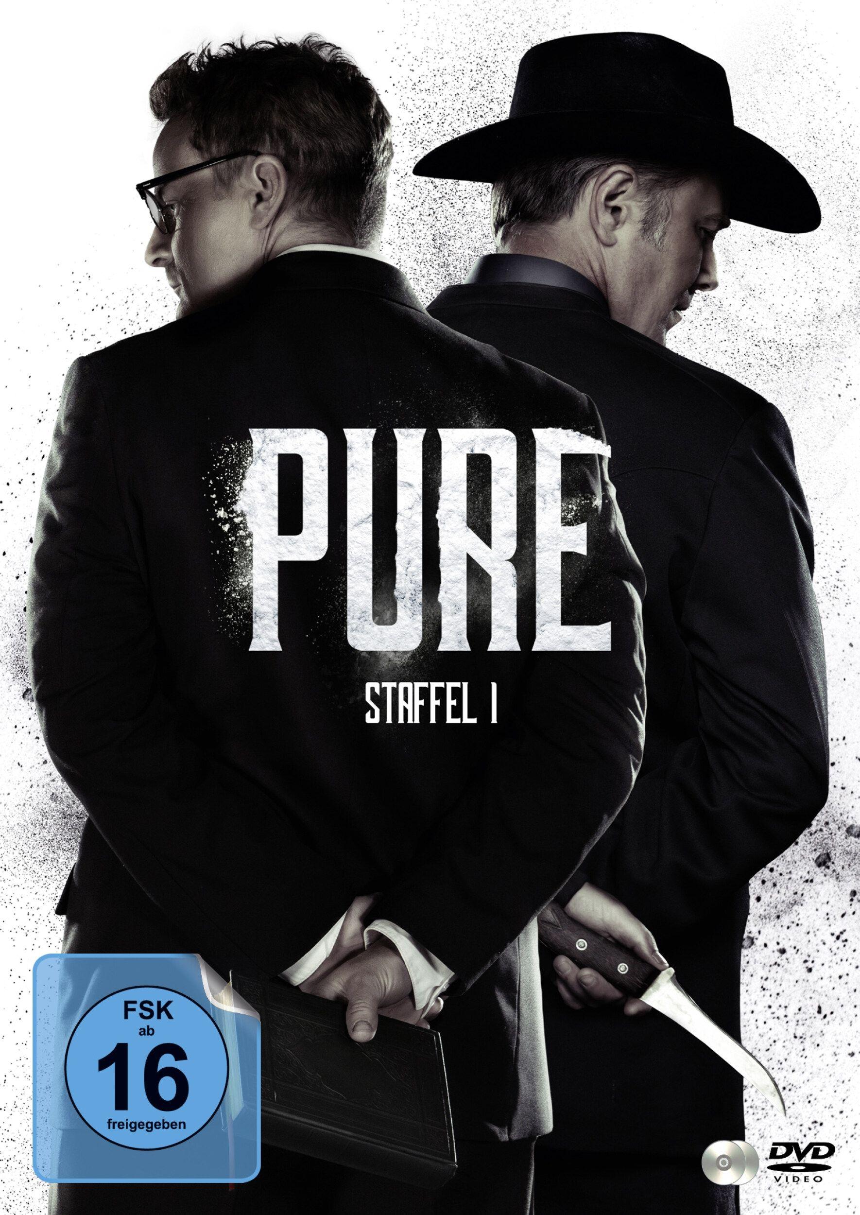 Pure - Staffel 1 (2 Discs)