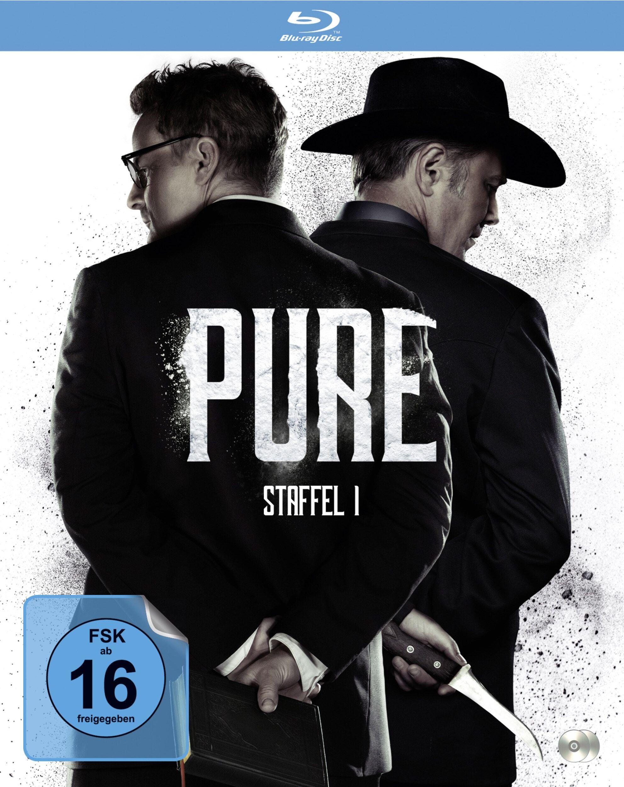 Pure - Staffel 1 (2 Discs) (BLURAY)