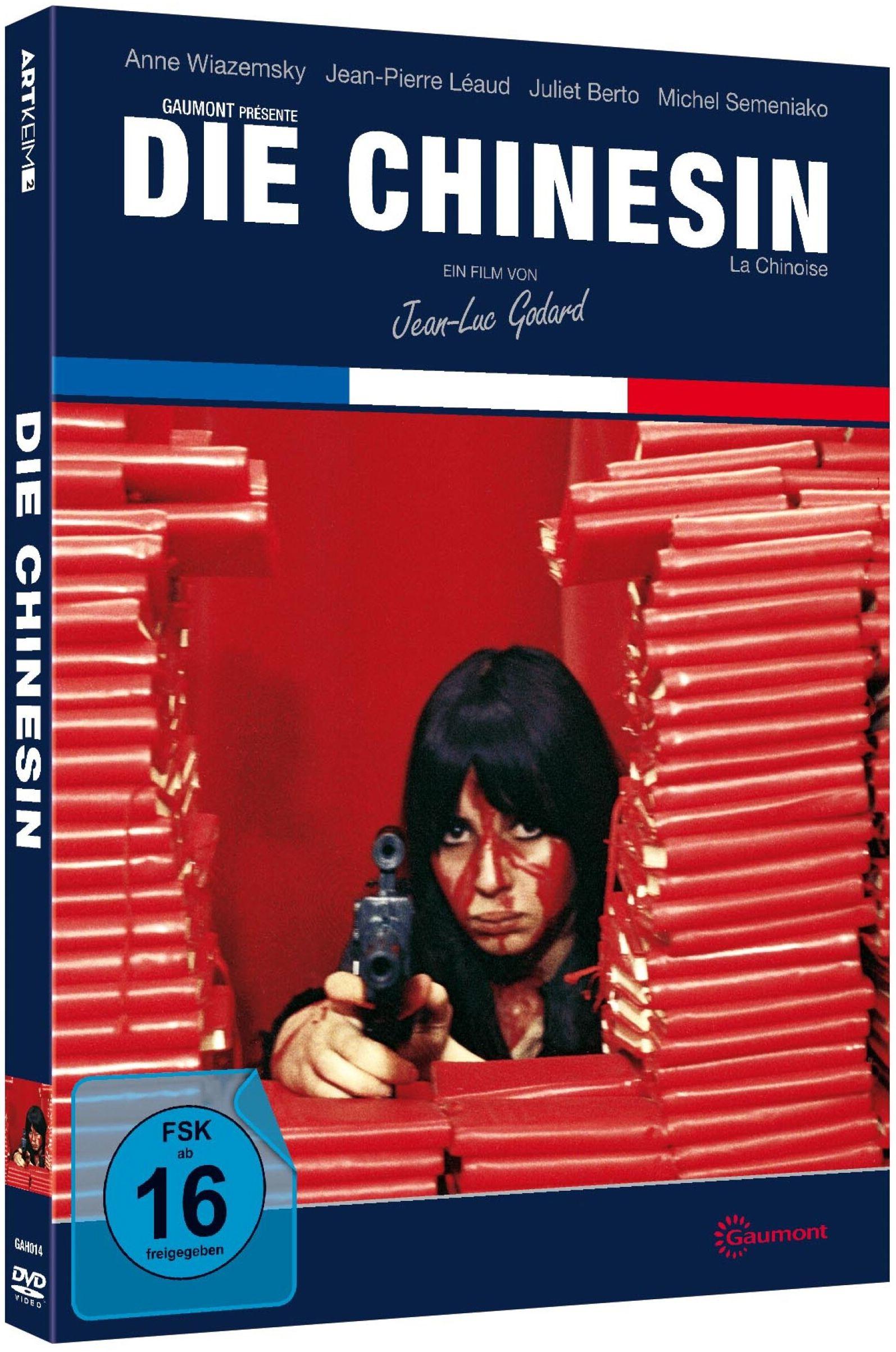 Chinesin, Die (Lim. Modularbook)