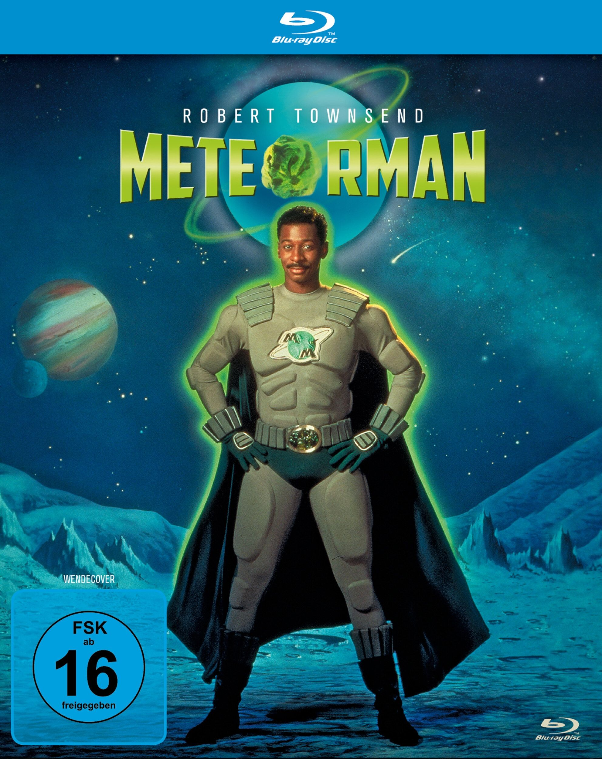 Meteor Man (BLURAY)
