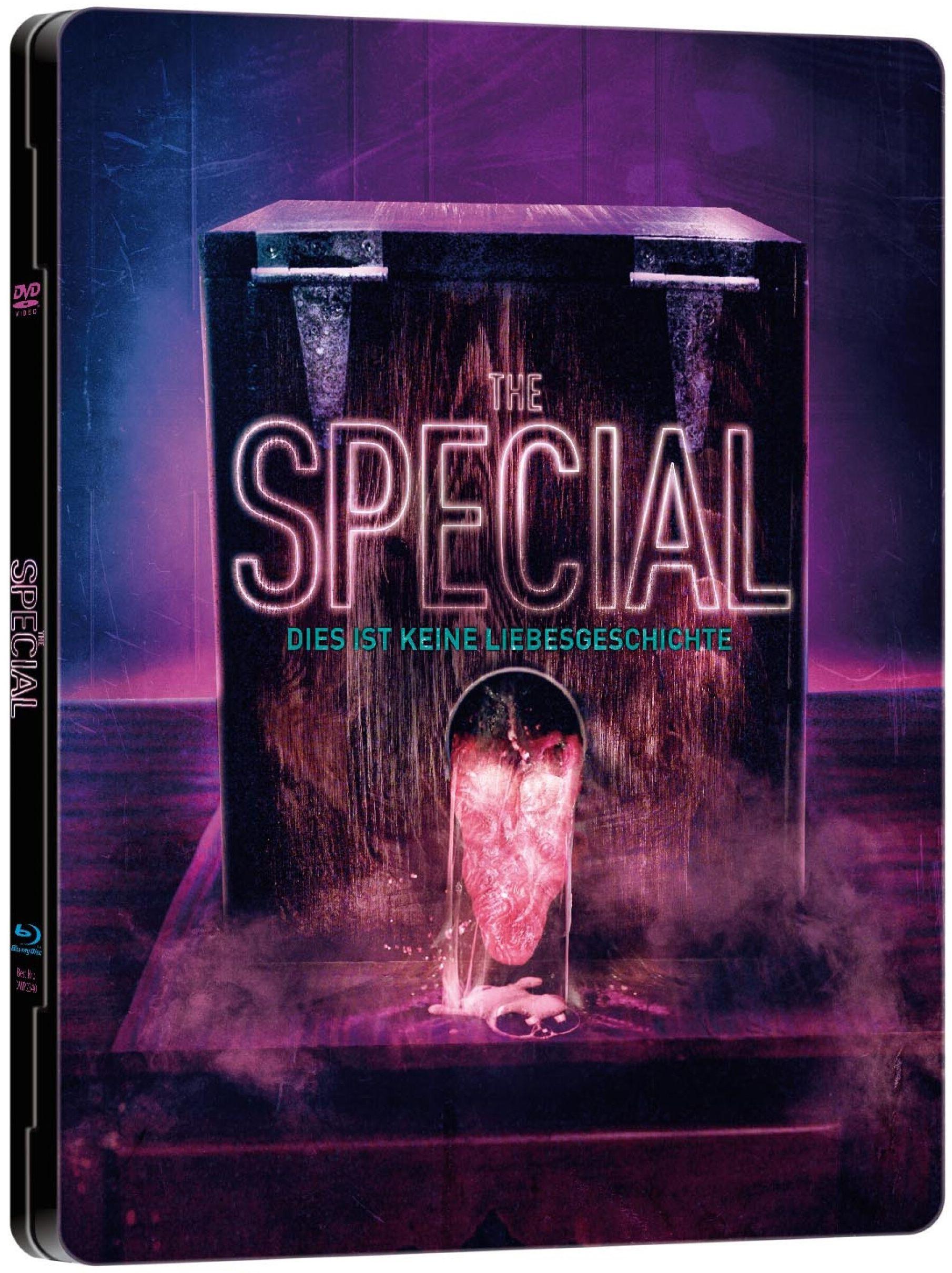 Special, The - Dies ist keine Liebesgeschichte (Lim. Metalpak) (DVD + BLURAY)