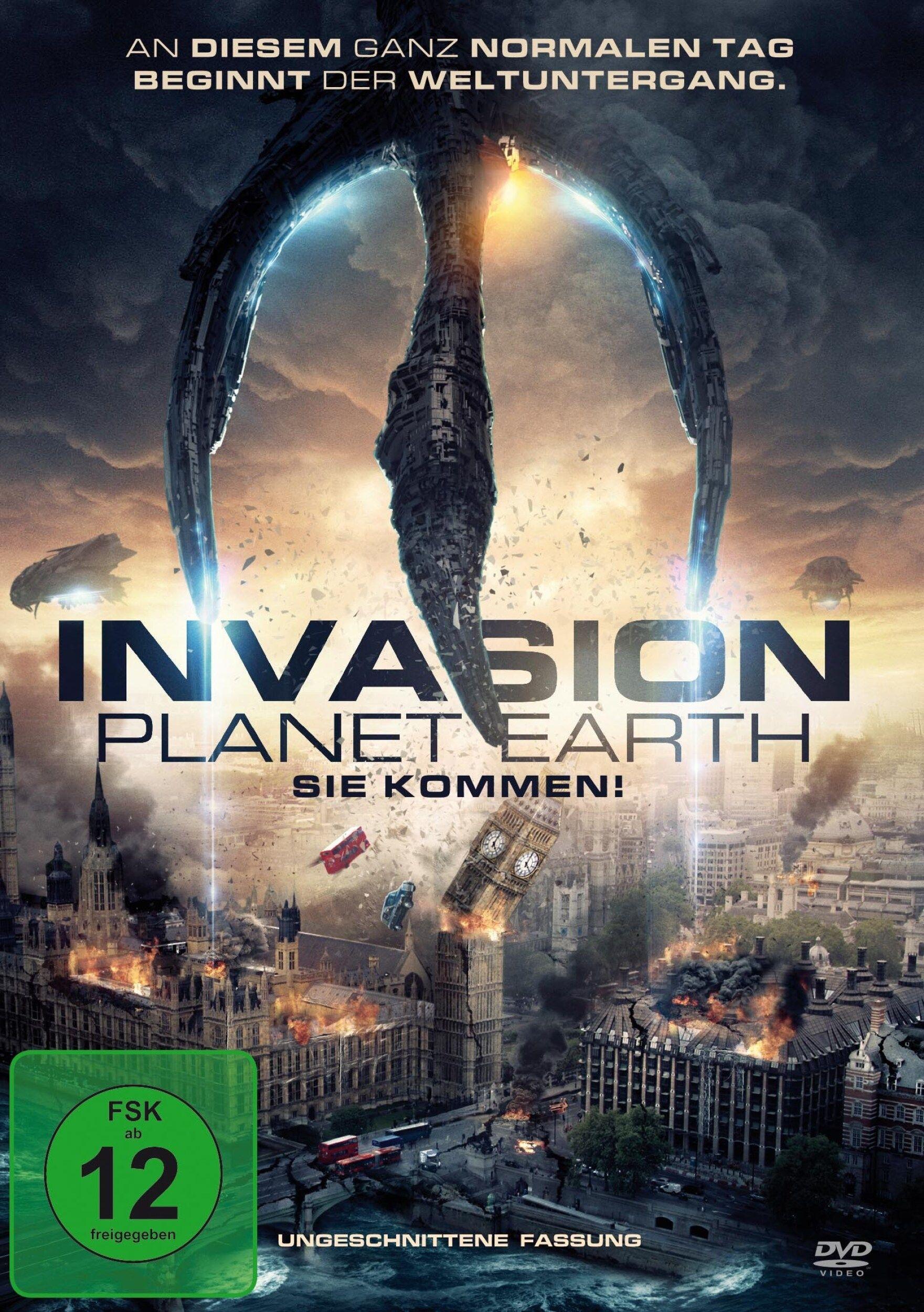 Invasion Planet Earth - Sie kommen!