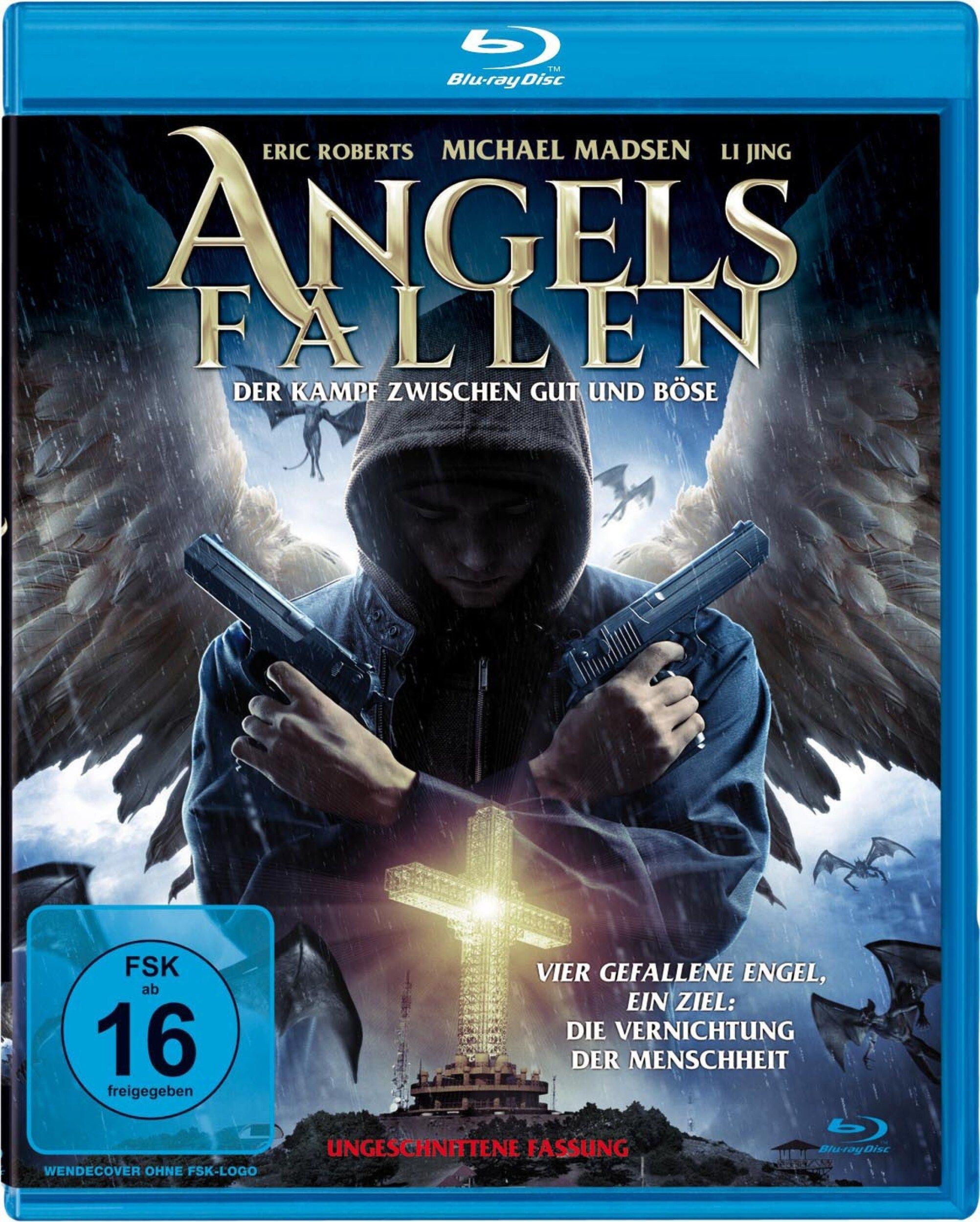 Angels Fallen - Der Kampf zwischen Gut und Böse (BLURAY)
