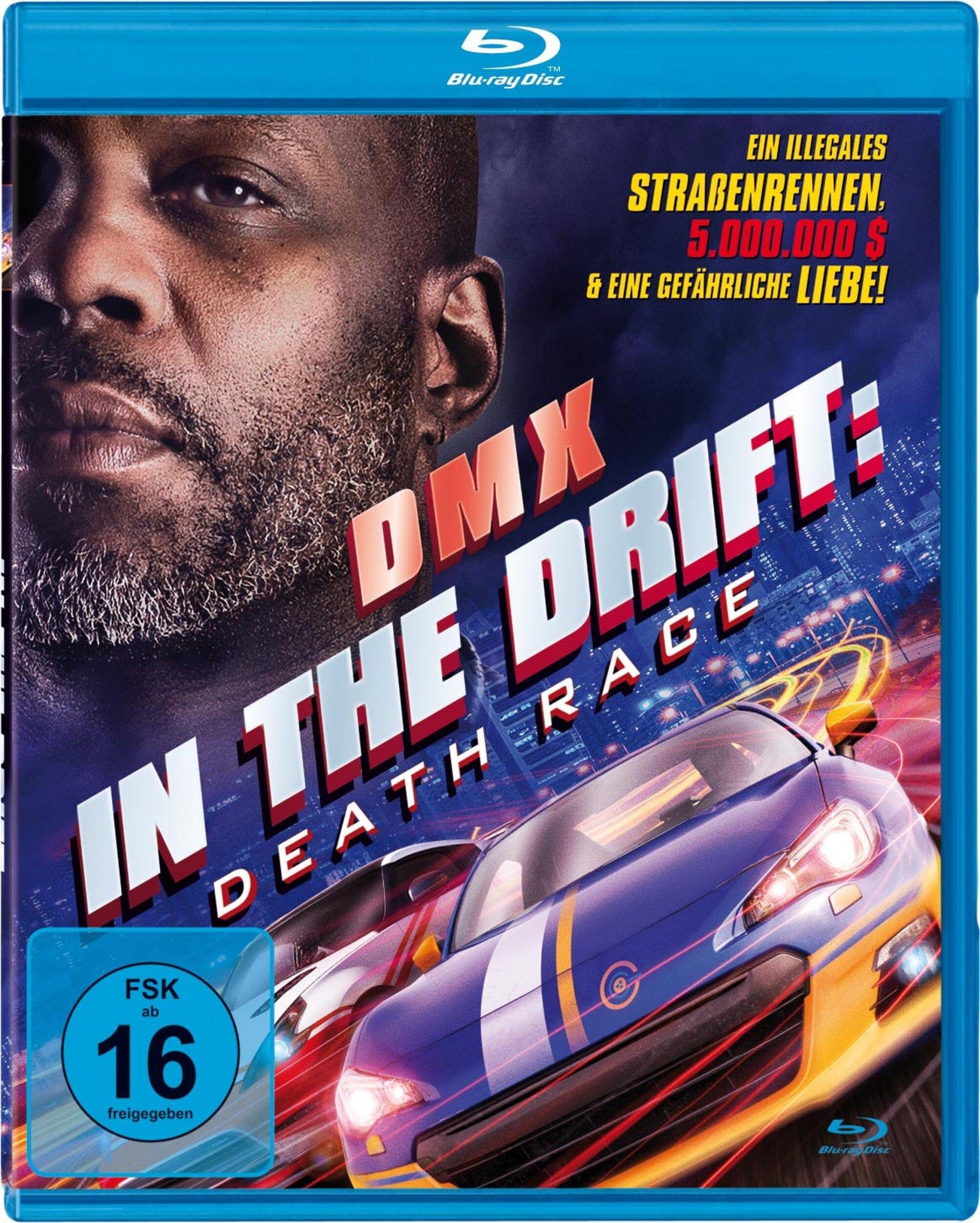 In the Drift - Death Race (BLURAY)