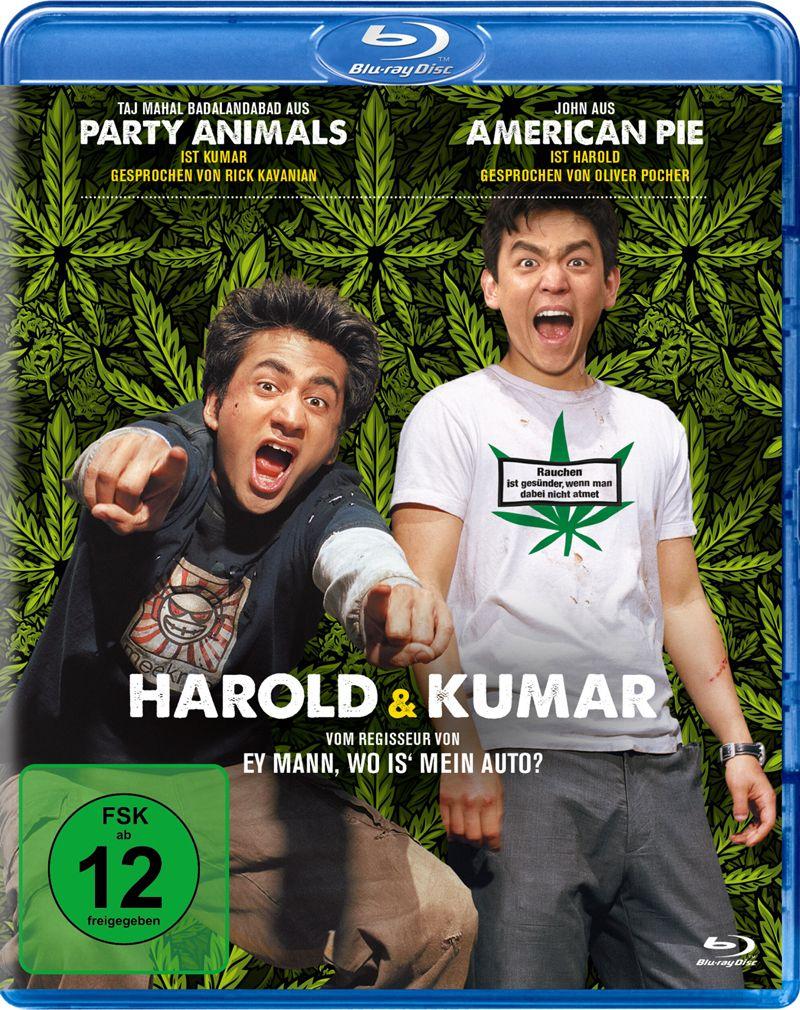Harold & Kumar (BLURAY)