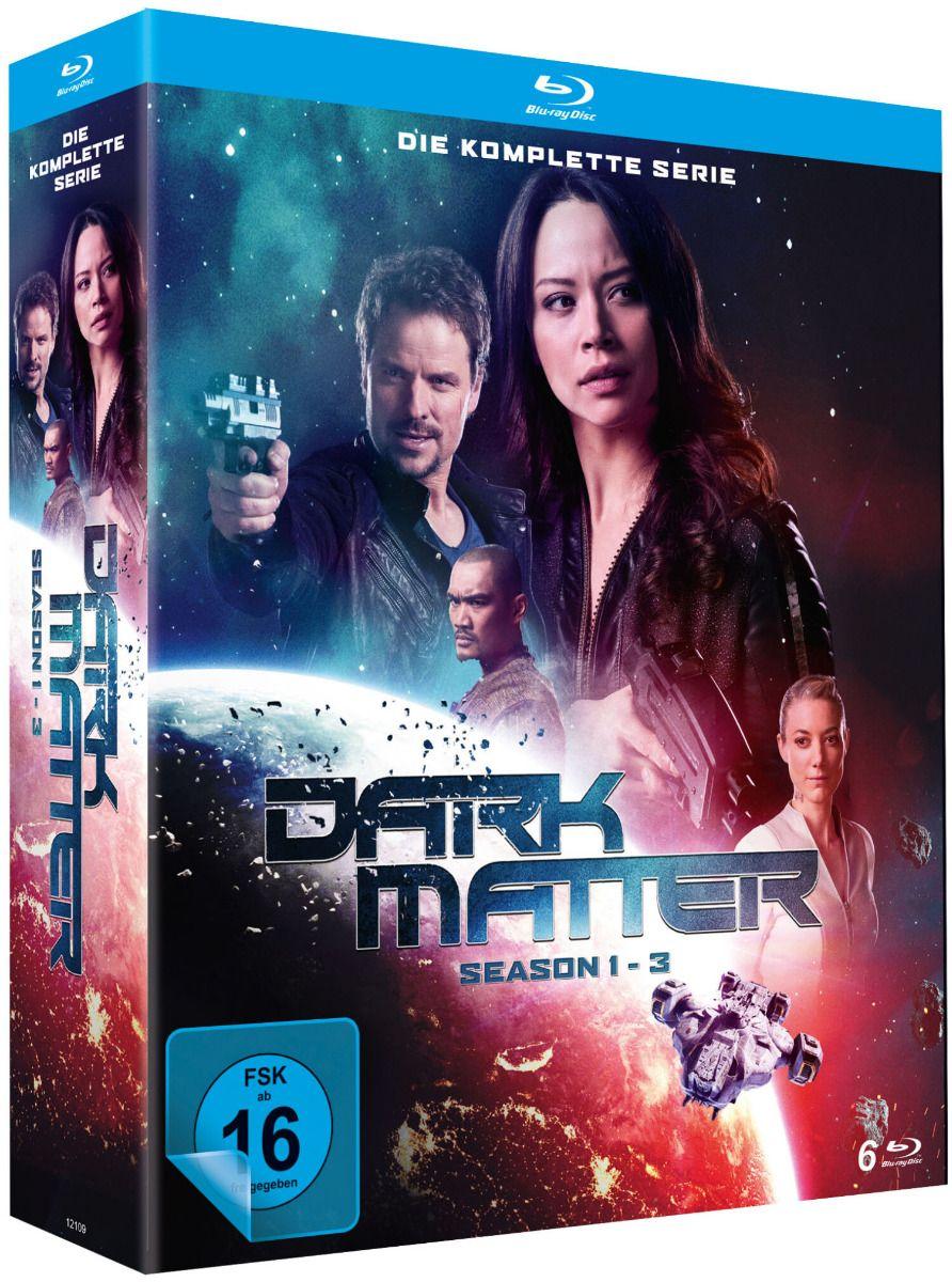 Dark Matter - Die Komplette Serie (6 Discs) (BLURAY)