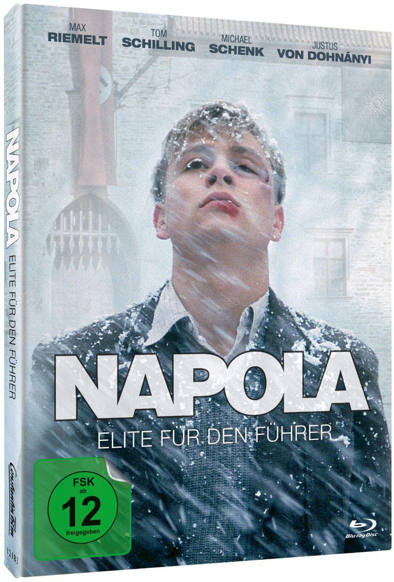 Napola - Elite für den Führer (Lim. Uncut Mediabook) (BLURAY)