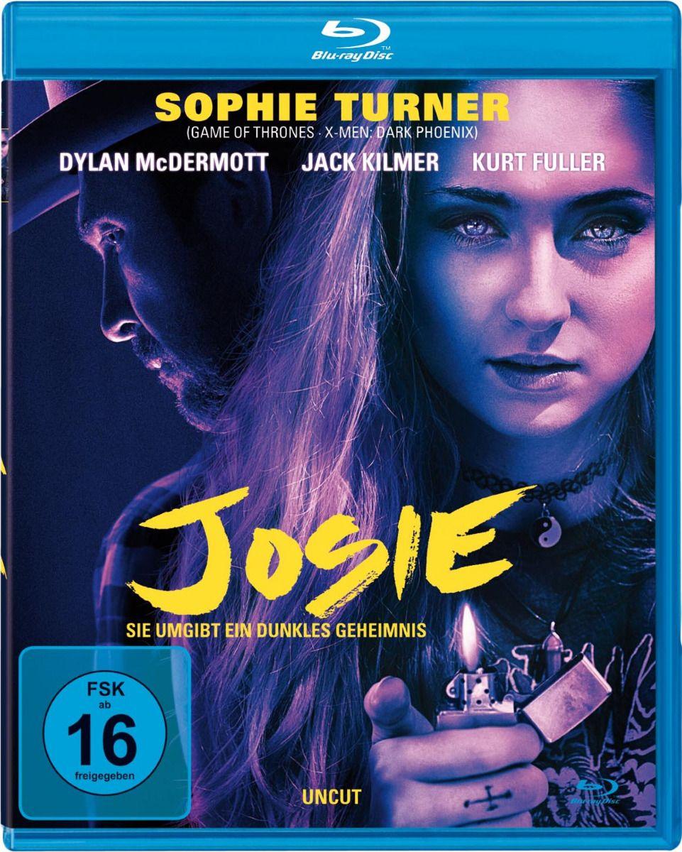 Josie - Sie umgibt ein dunkles Geheimnis (BLURAY)