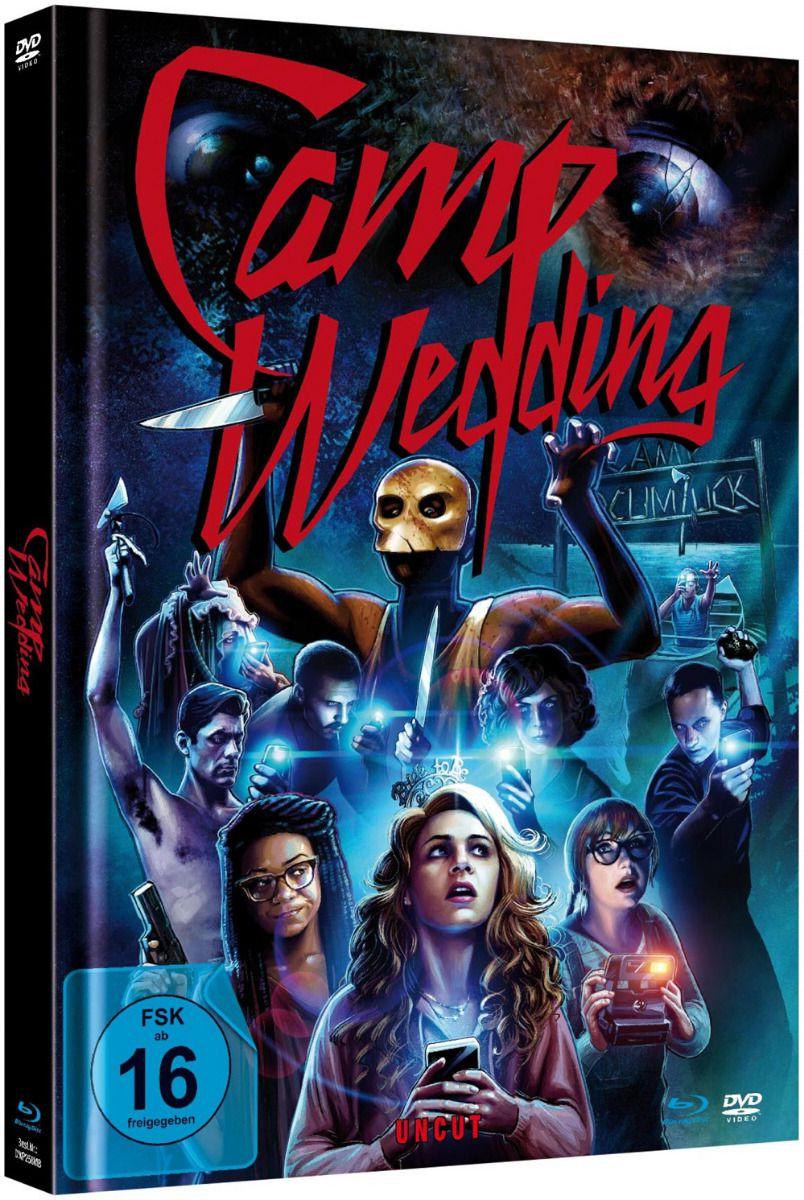 Camp Wedding (Lim. Uncut Mediabook) (DVD + BLURAY)