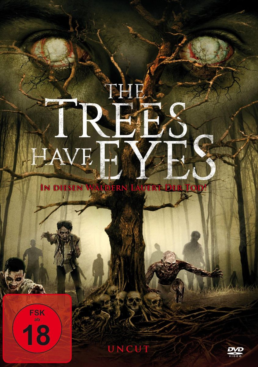Trees have Eyes, The - In diesen Wäldern lauert der Tod!