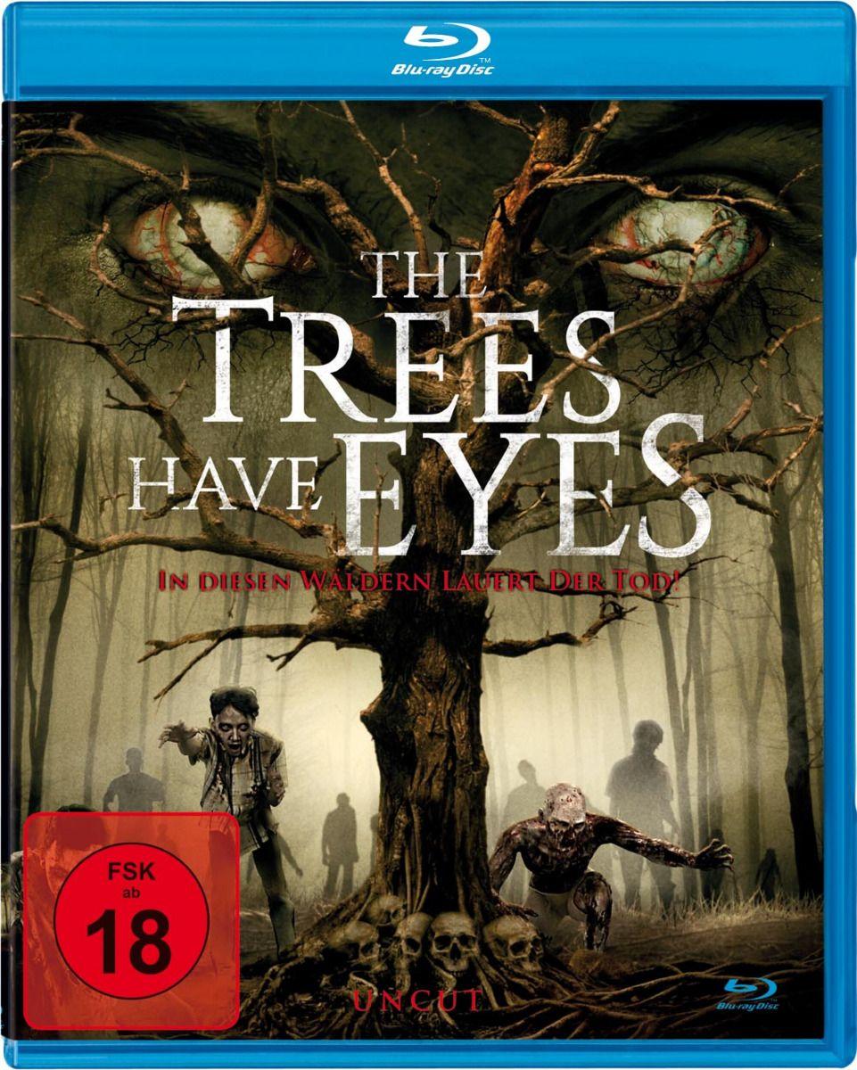 Trees have Eyes, The - In diesen Wäldern lauert der Tod! (BLURAY)