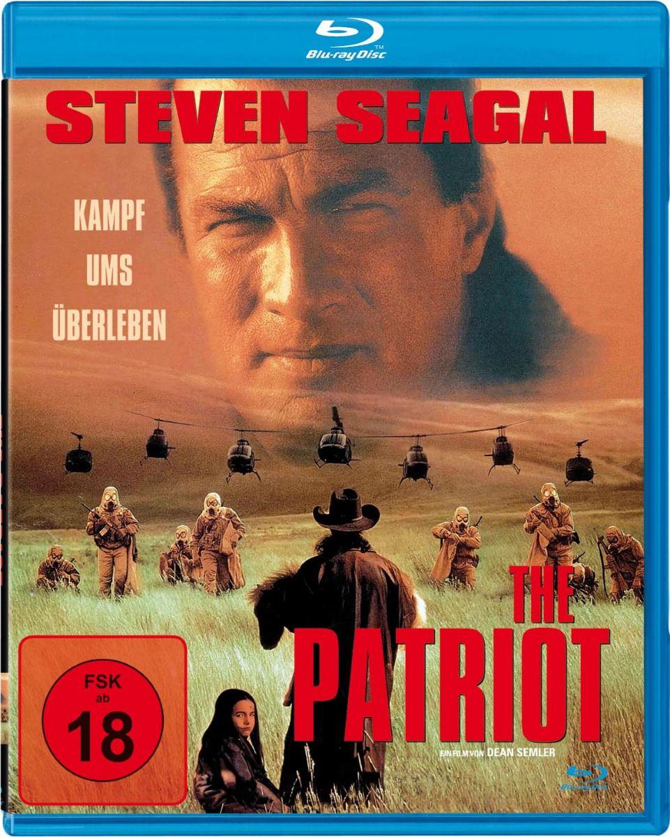 Patriot, The - Kampf ums Überleben (BLURAY)