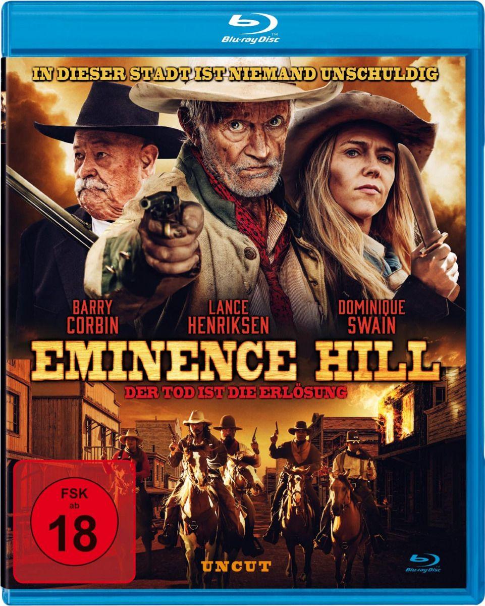 Eminence Hill - Der Tod ist die Erlösung (BLURAY)