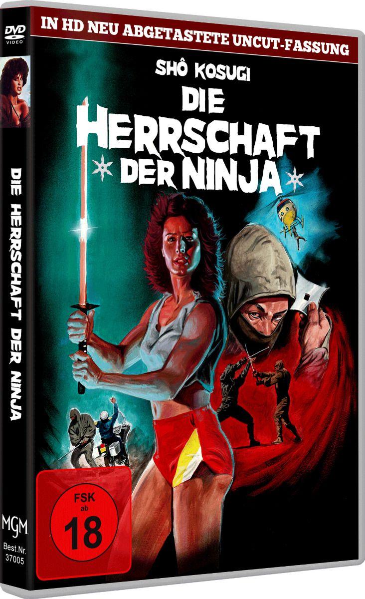 Herrschaft der Ninja, Die (Uncut)