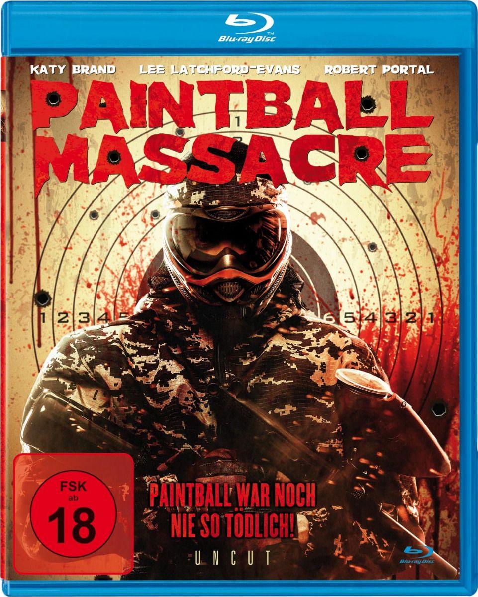 Paintball Massacre (BLURAY)