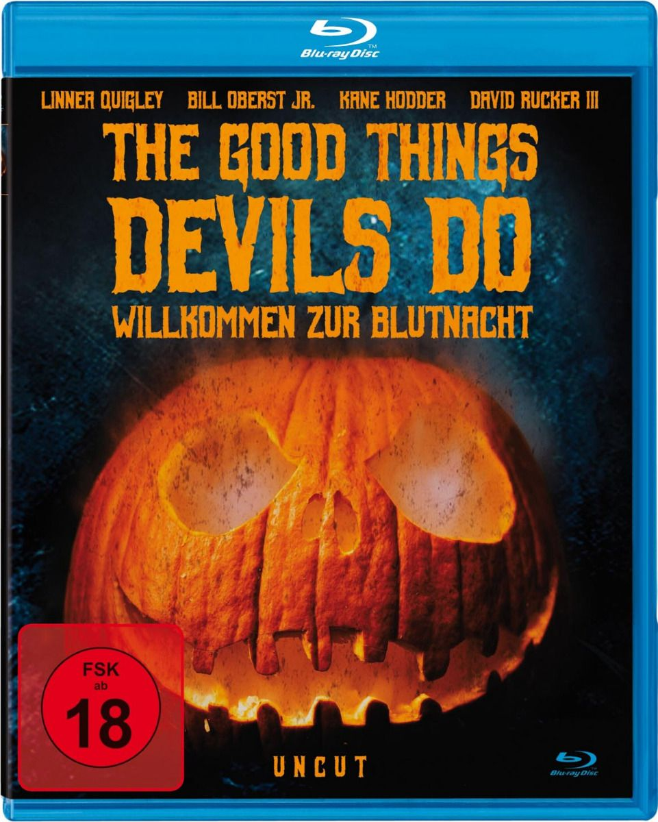 Good Things Devils Do, The (BLURAY)