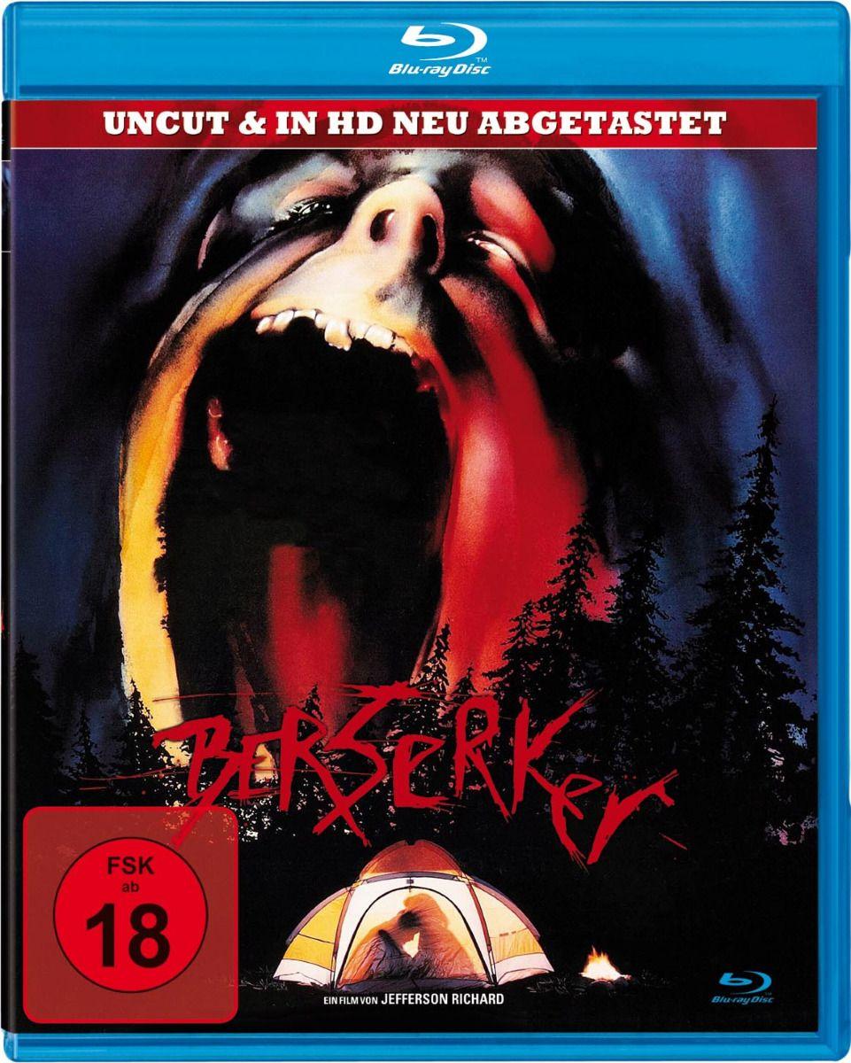 Berserker (1987) (BLURAY)