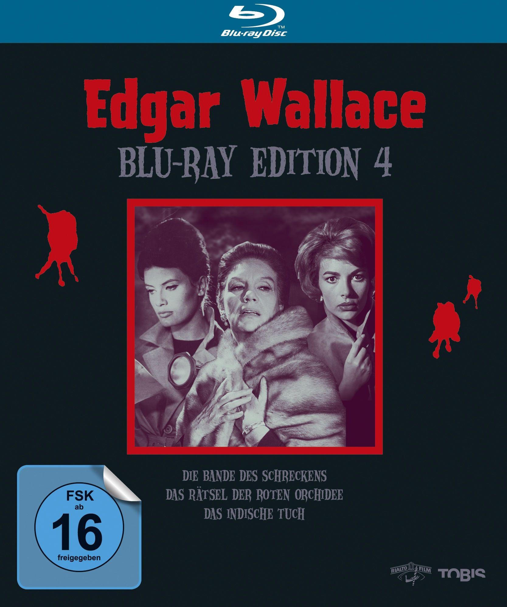 Edgar Wallace - Edition 4 (3 Discs) (BLURAY)