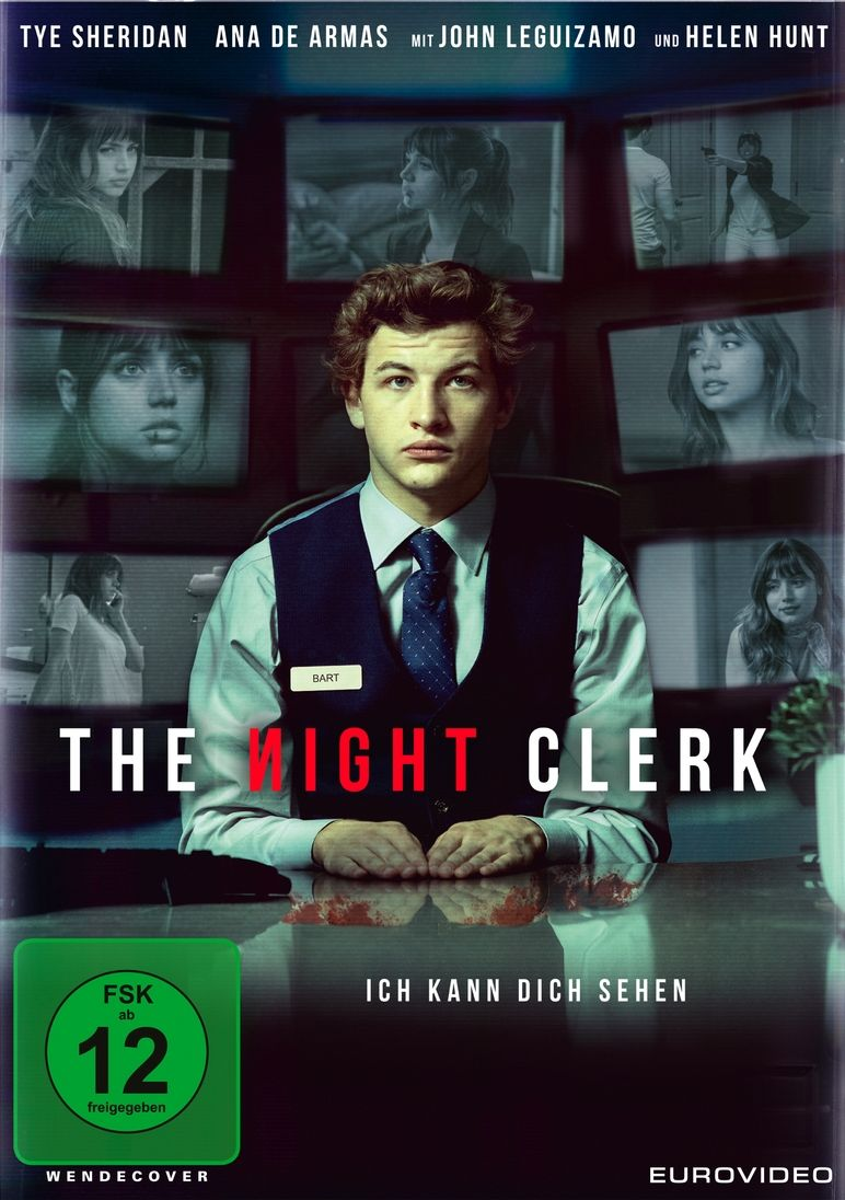 Night Clerk, The