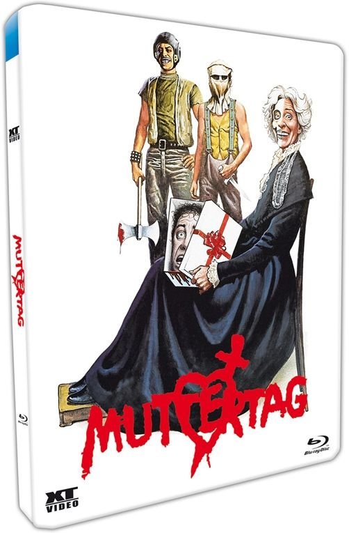 Muttertag (Lim. Uncut Metalpak) (BLURAY)