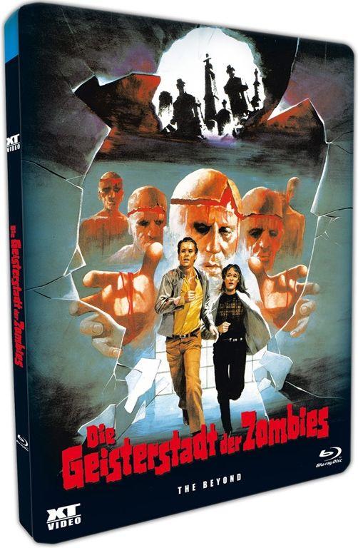 Geisterstadt der Zombies, Die (Lim. Uncut Metalpak) (BLURAY)