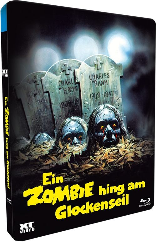 Zombie hing am Glockenseil, Ein (Lim. Uncut Metalpak - Cover B) (BLURAY)