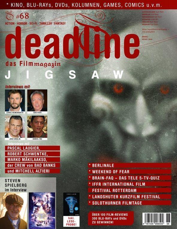 Deadline # 68