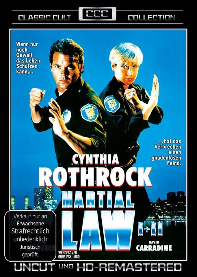 Martial Law 1+2 (Classic Cult Coll.)