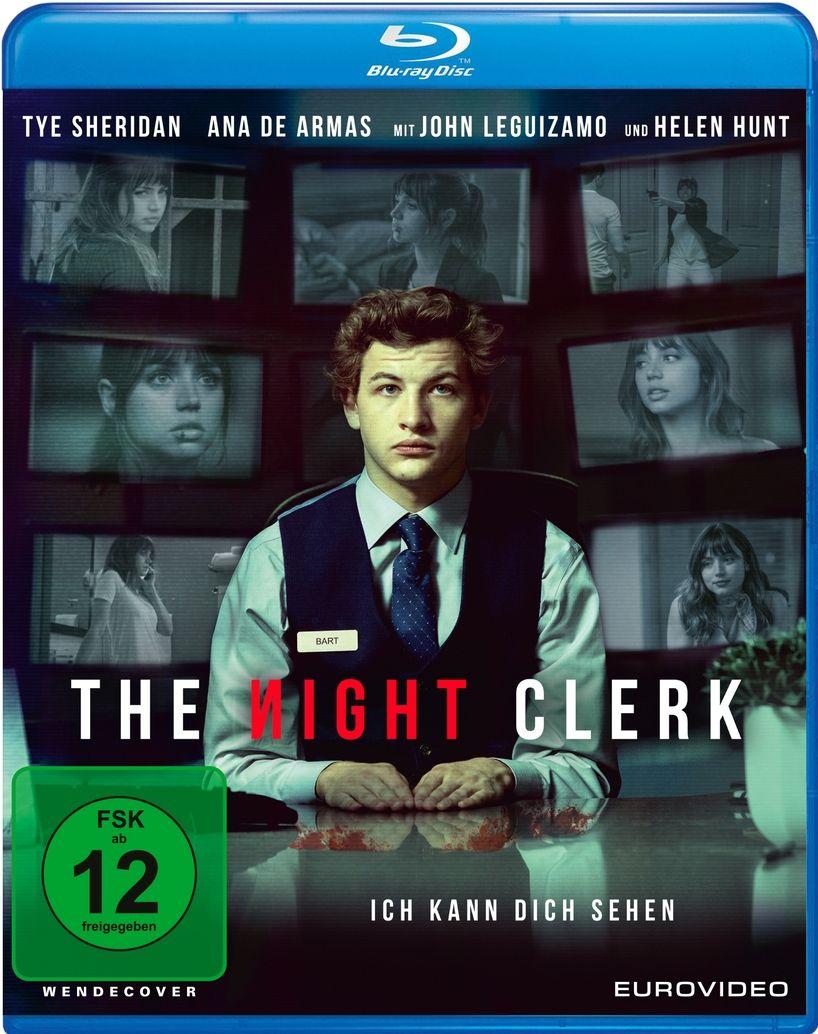 Night Clerk, The (BLURAY)