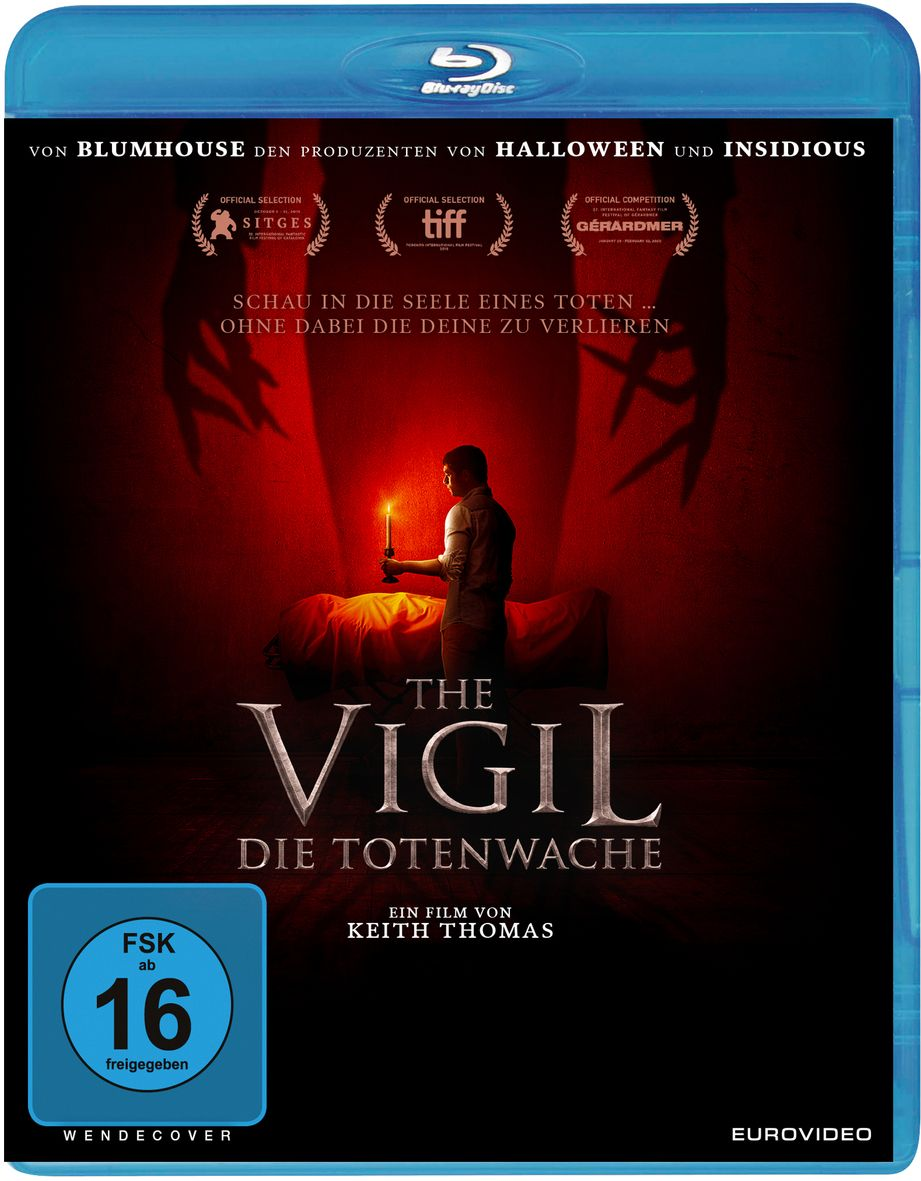 Vigil, The - Die Totenwache (BLURAY)
