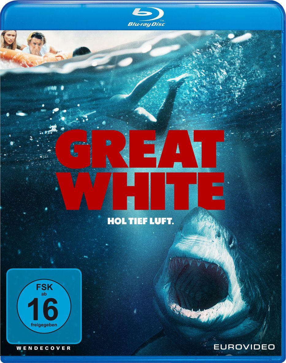 Great White (BLURAY)