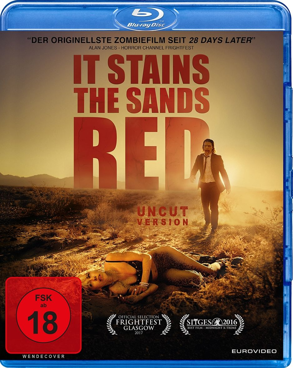 It Stains the Sands Red (BLURAY)