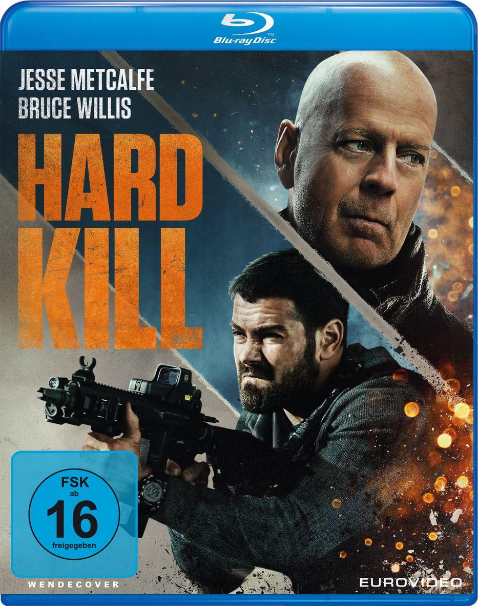 Hard Kill (BLURAY)