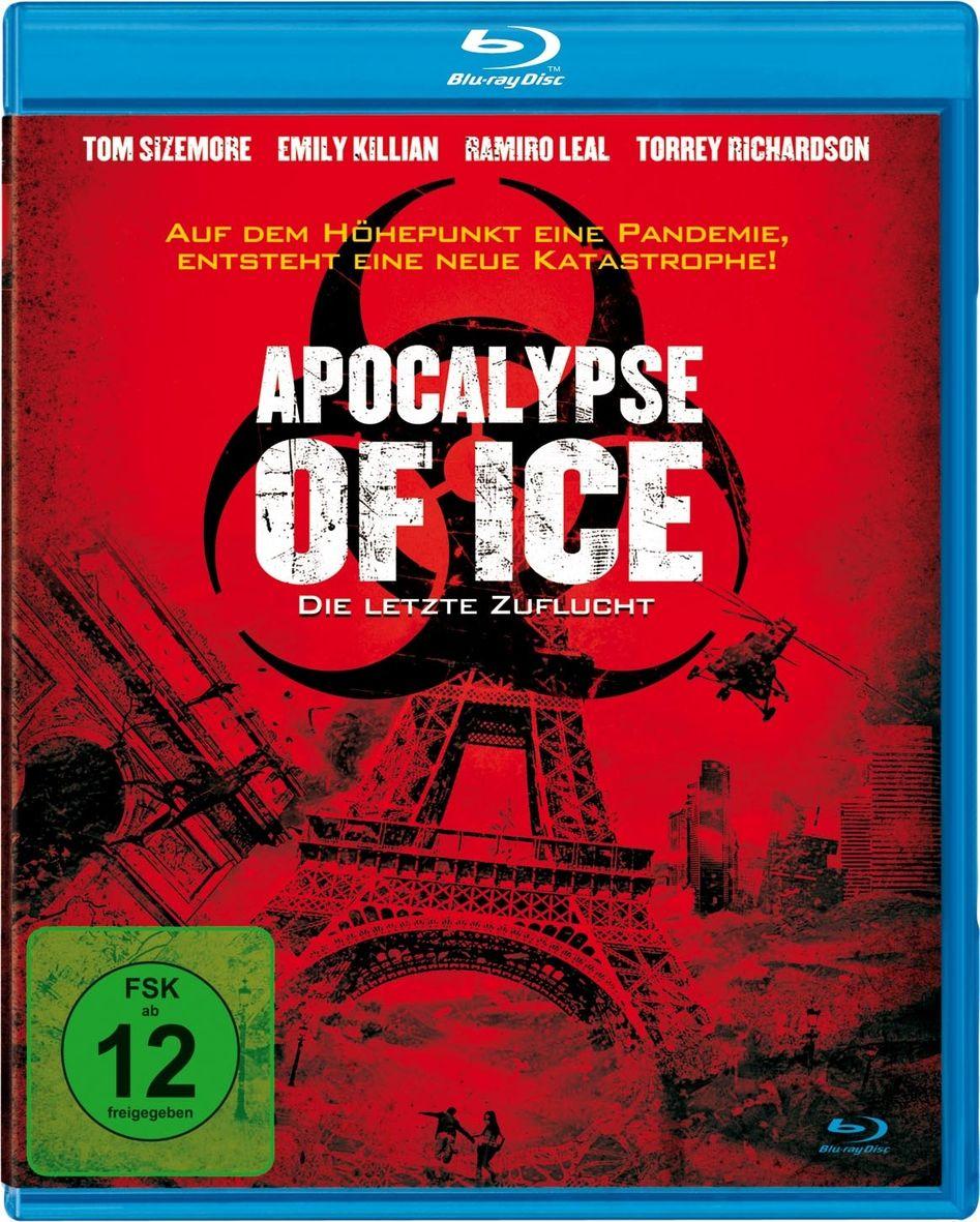 Apocalypse of Ice - Die letzte Zuflucht (BLURAY)