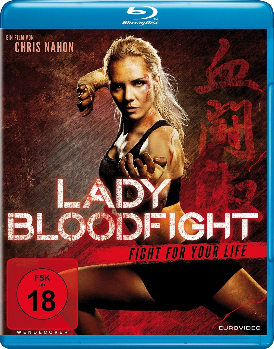 Lady Bloodfight - Fight for Your Life (BLURAY)