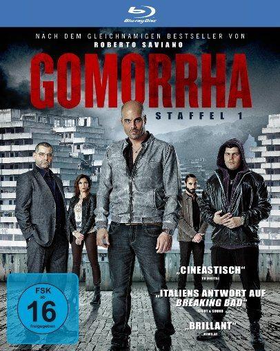 Gomorrha - Staffel 1 (4 Discs) (BLURAY)