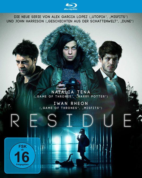 Residue - Staffel 1 (BLURAY)