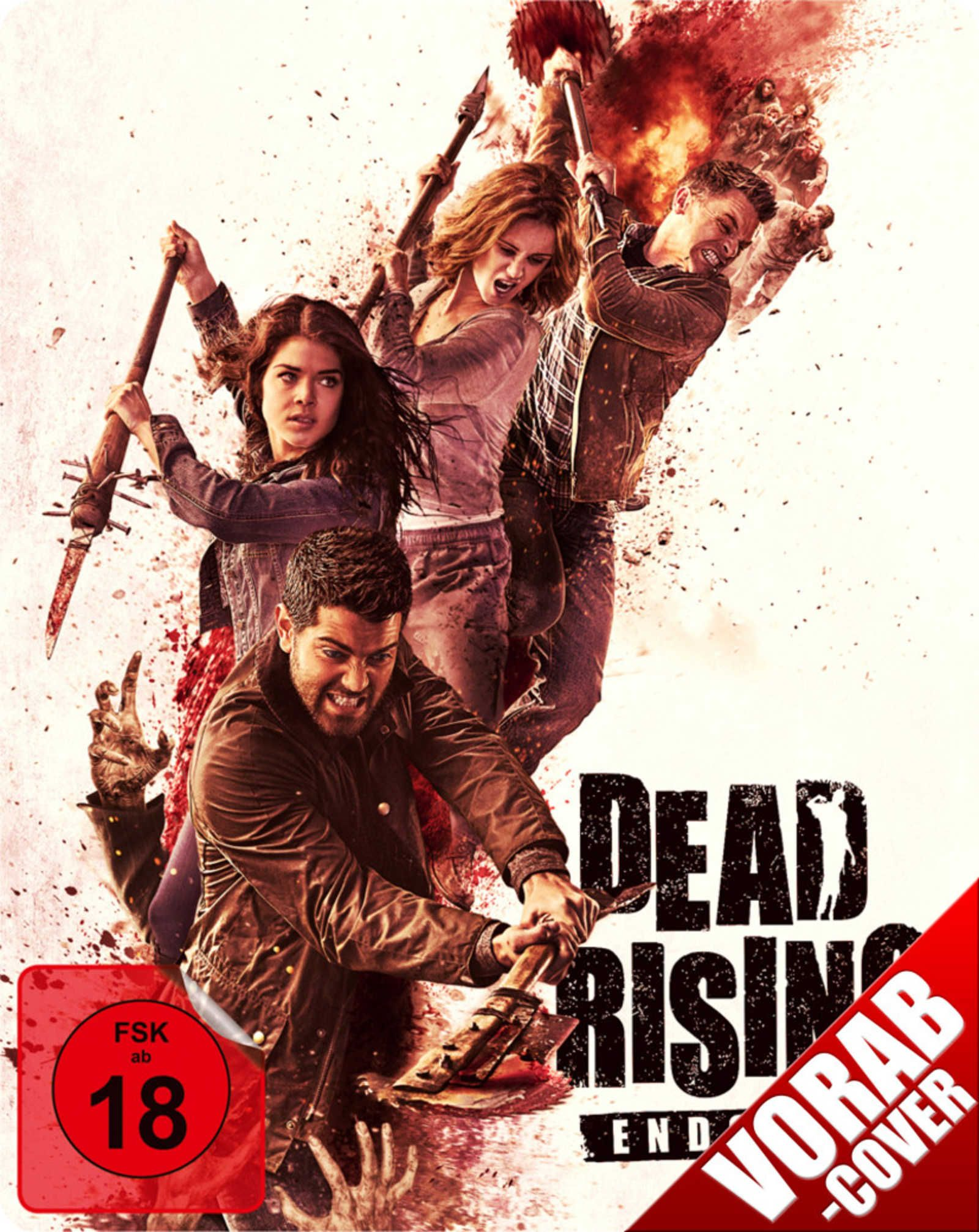 Dead Rising: Endgame (Lim. Steelbook) (BLURAY)
