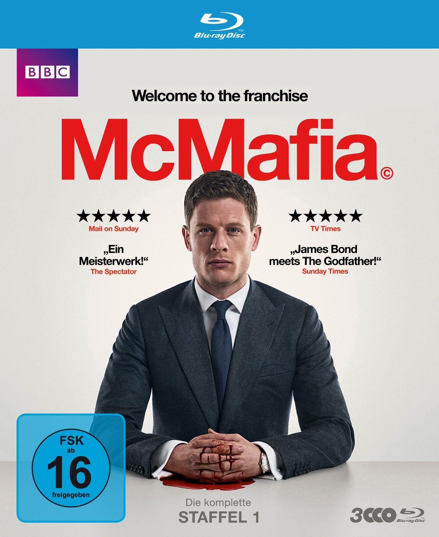 McMafia - Staffel 1 (3 Discs) (BLURAY)