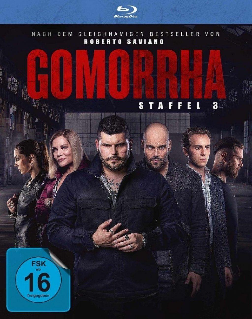 Gomorrha - Staffel 3 (3 Discs) (BLURAY)