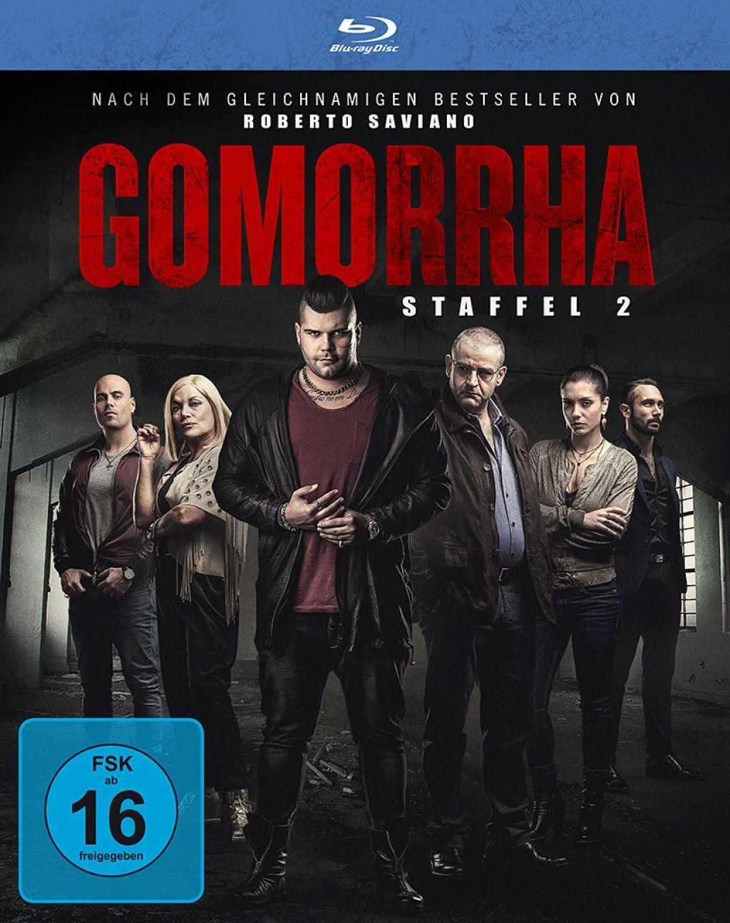 Gomorrha - Staffel 2 (3 Discs) (BLURAY)