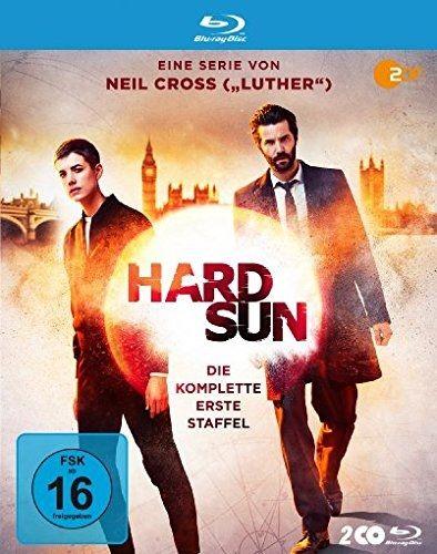 Hard Sun - Staffel 1 (2 Discs) (BLURAY)
