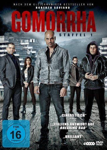 Gomorrha - Staffel 1 (5 Discs)