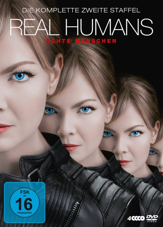 Real Humans - Echte Menschen - Season 2 (4 Discs)